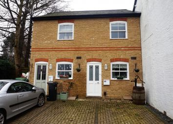 Thumbnail 2 bed terraced house for sale in Leslie Road, Dorking