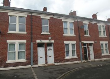 Thumbnail 2 bed flat for sale in Canterbury Street, Walker, Newcastle Upon Tyne