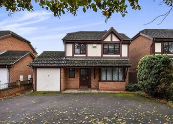 Thumbnail 4 bed property to rent in Yarwell Close, Oakwood, Derby