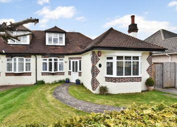 Thumbnail 3 bed semi-detached bungalow for sale in Westland Drive, Brookmans Park, Hatfield