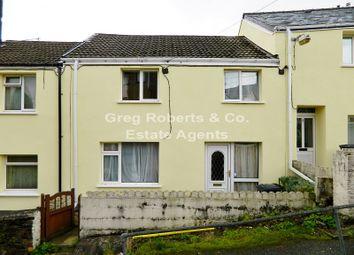 Thumbnail 2 bed terraced house to rent in Islwyn Terrace, Tredegar, Blaenau Gwent.