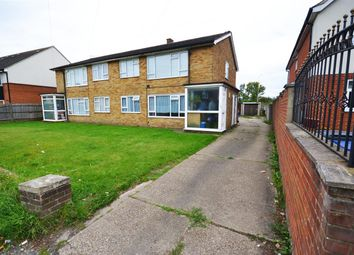Thumbnail 2 bedroom maisonette to rent in North Road, Purfleet