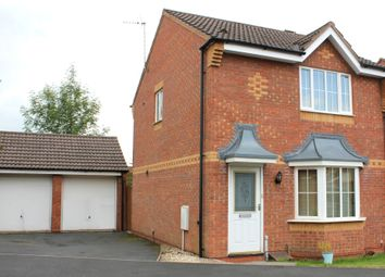 Thumbnail 3 bed semi-detached house to rent in Shireland Lane, Redditch