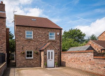 Thumbnail 4 bed country house for sale in Back Lane, Helperby, York