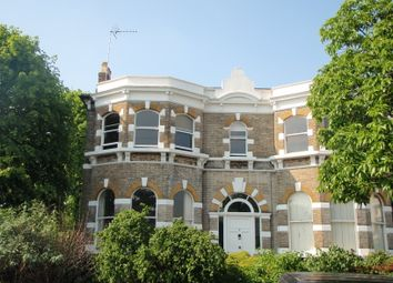 Thumbnail 3 bed flat to rent in 5 Rosslyn Road, East Twickenham
