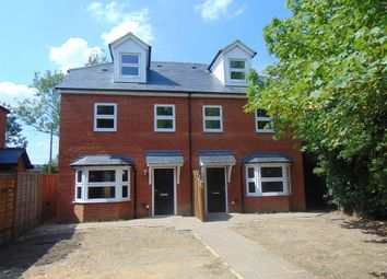 Thumbnail 3 bedroom semi-detached house for sale in Walsworth Road, Hitchin