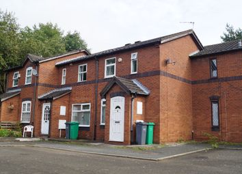 Thumbnail 2 bed terraced house for sale in Bracewell Close, Manchester