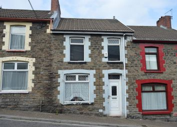 Thumbnail 2 bed terraced house to rent in Tower Street, Treforest, Pontypridd