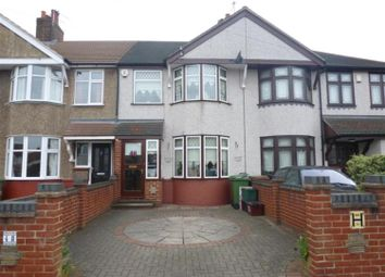 Thumbnail 3 bed terraced house to rent in Westmoreland Avenue, Welling, Kent