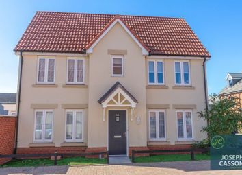 Thumbnail 3 bed detached house for sale in Peploe Way, Bridgwater