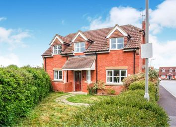 Thumbnail 4 bed detached house for sale in Thurstin Way, Gillingham