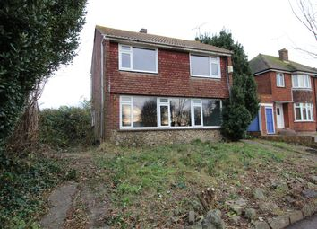 Thumbnail 3 bed detached house for sale in Broadstairs Road, Broadstairs