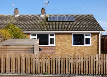 Thumbnail 3 bed semi-detached bungalow for sale in St. Nicholas Way, Potter Heigham