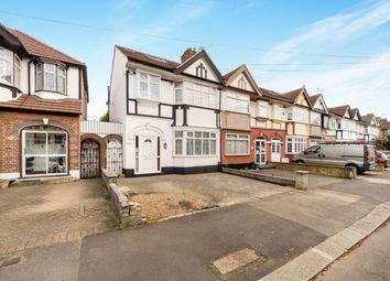 Thumbnail 4 bedroom terraced house for sale in Romford, London, United Kingdom