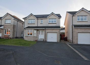Thumbnail 4 bedroom detached house for sale in 56 Lethen View Tullibody, Clackmannanshire 2Ge, UK