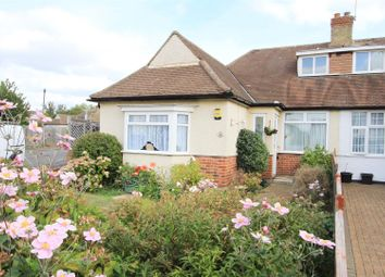 Thumbnail 3 bed semi-detached bungalow for sale in Willow Gardens, Ruislip