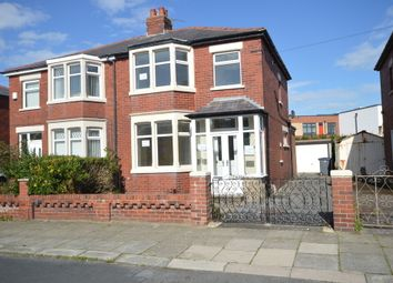 Thumbnail 3 bed semi-detached house for sale in Marcroft Avenue, Blackpool
