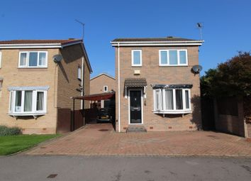 Thumbnail 3 bed detached house for sale in Howdale Road, Sutton-On-Hull, Hull