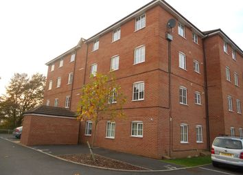 Thumbnail 2 bed flat to rent in Galahad Close, Yeovil