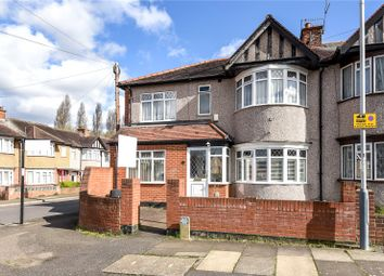 Thumbnail 4 bed end terrace house for sale in Hartland Drive, Ruislip, Middlesex