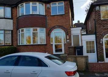 Thumbnail 3 bed semi-detached house to rent in Coventry Road, Sheldon
