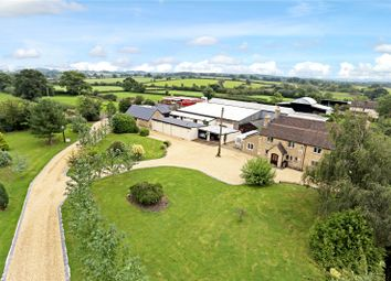 Thumbnail 5 bed detached house for sale in The Common, Minety, Malmesbury, Wiltshire