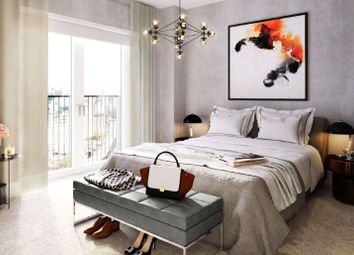 Thumbnail 1 bedroom flat for sale in Keybridge Lofts, Nine Elms, London