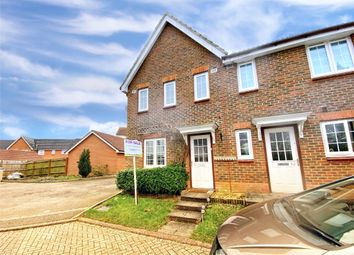 Thumbnail 3 bed end terrace house for sale in Paddock Close, Edenbridge, Kent