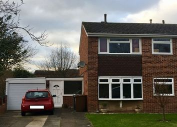 Thumbnail 4 bed property to rent in Collinson Road, Burton-On-Trent