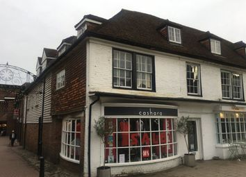 Thumbnail Property to rent in High Street, Tenterden, Kent