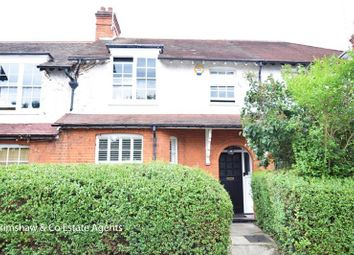 Thumbnail 4 bed property for sale in Brunner Road, Brentham Garden Estate, Ealing, London