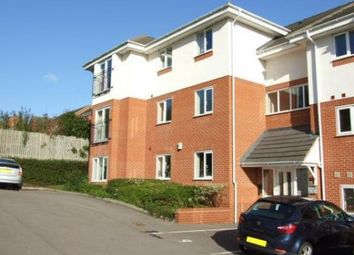 Thumbnail 2 bed flat to rent in Old School Court, Peggs Close, Earl Shilton, Leicestershire