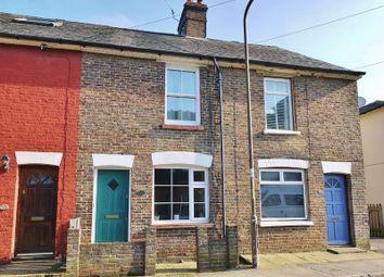 Thumbnail 2 bed terraced house for sale in Henwood Green Road, Pembury, Tunbridge Wells