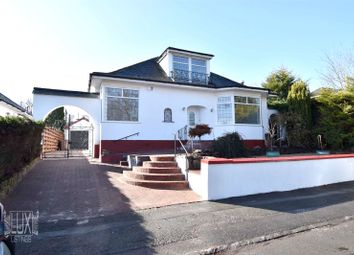 Thumbnail 4 bed detached house for sale in Kinfauns Drive, Newton Mearns, Glasgow