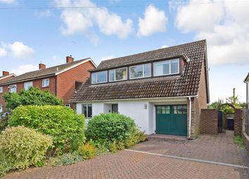 Thumbnail 3 bed bungalow for sale in Church Road, Moreton, Ongar, Essex
