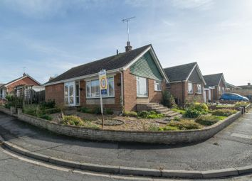 Thumbnail 2 bed detached bungalow for sale in Canterbury Close, St. Peters, Broadstairs