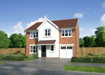 """Thumbnail 5 bed detached house for sale in """"Heddon"""" at Palladian Gardens, Hooton Road, Hooton, Wirral"""
