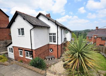 Thumbnail 3 bed detached house for sale in Holyhead Road, Froncysyllte, Llangollen