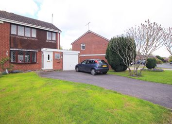 Thumbnail 3 bed semi-detached house for sale in Coppice Walk, Shirley, Solihull