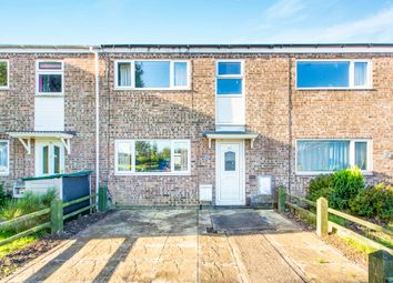 Thumbnail 3 bed terraced house for sale in Pepys Road, Eynesbury, St. Neots