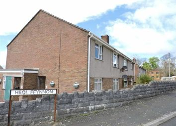 Thumbnail 2 bedroom flat for sale in Heol Ffynnon, Loughor, Swansea