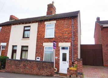Thumbnail 2 bed end terrace house for sale in Hastings Road, Swadlincote