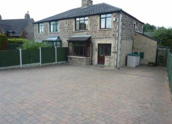 Thumbnail 3 bed property to rent in Calver Road, Baslow, Derbyshire