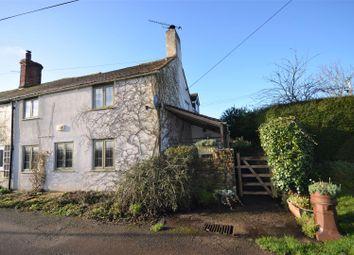 Thumbnail 3 bed cottage for sale in Wood Lane, Stalbridge, Sturminster Newton