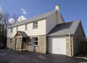 Thumbnail 3 bedroom detached house to rent in St. Newlyn East, Newquay