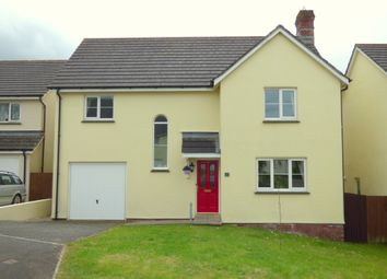 Thumbnail 4 bed detached house for sale in Halwill Meadow, Halwill Junction, Beaworthy