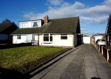 Thumbnail 2 bed semi-detached bungalow to rent in Windmill View, Werrington, Stoke-On-Trent
