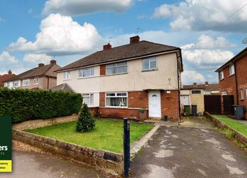 3 bed semi-detached house for sale in Western Drive, Gabalfa, Cardiff CF14