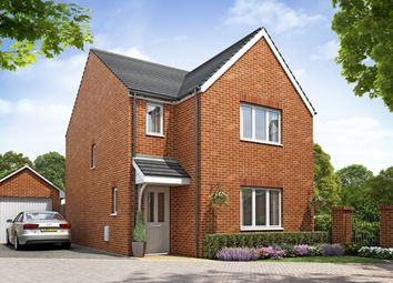 "Thumbnail 3 bed detached house for sale in ""The Hatfield"" at Pencarn Way, Duffryn, Newport"