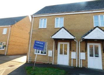 Thumbnail 2 bed semi-detached house to rent in Conlie Close, Alford